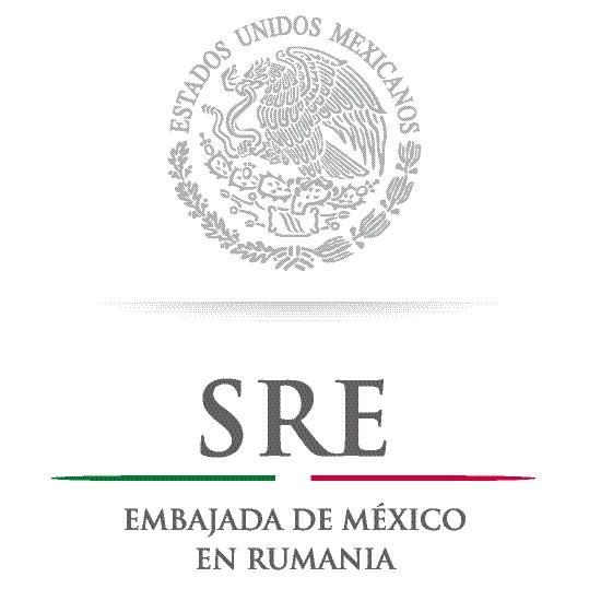 Embajada con SRE